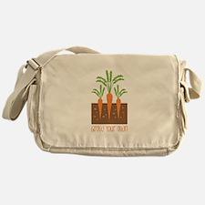 Grow Your Own Messenger Bag