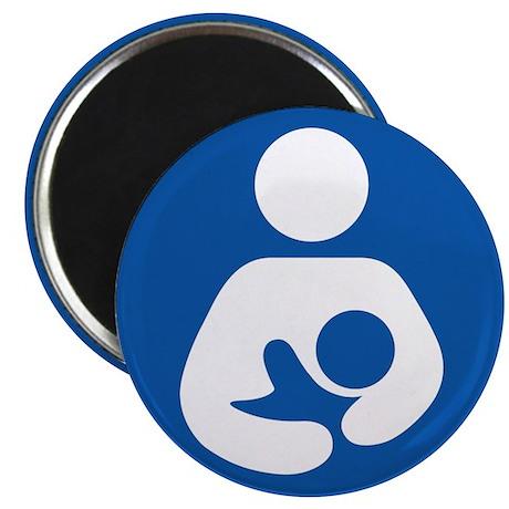 Universal Breastfeeding Symbol Magnet