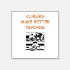 curler Sticker