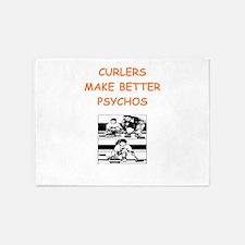 curler 5'x7'Area Rug