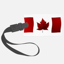 Canada Maple Leaf Souvenir Luggage Tag
