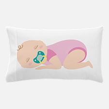 Baby Girl Pillow Case
