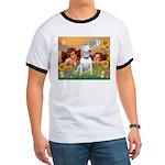 Angels & Bull Terrier #1 Ringer T