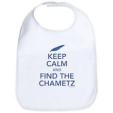Keep Calm and Find the Chametz Bib