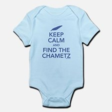 Keep Calm and Find the Chametz Infant Bodysuit