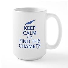 Keep Calm and Find the Chametz Mug