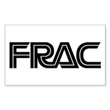 Frac Decal