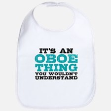 Oboe Thing Bib