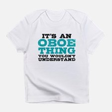 Oboe Thing Infant T-Shirt