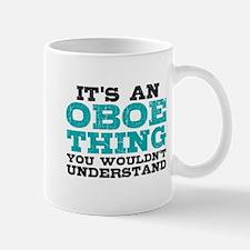Oboe Thing Mug