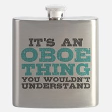 Oboe Thing Flask