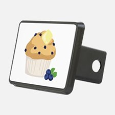 Blueberry Muffin Hitch Cover