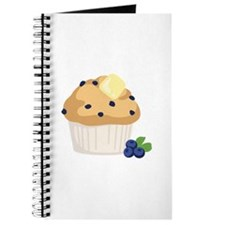 Blueberry Muffin Journal