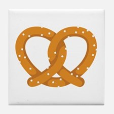 Pretzel Tile Coaster