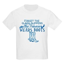 Princess in Boots T-Shirt