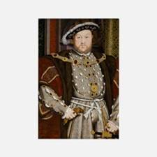 Henry VIII. Rectangle Magnet (10 pack)