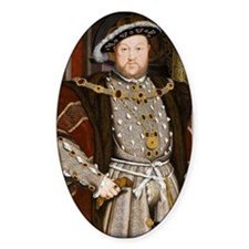 Henry VIII. Decal