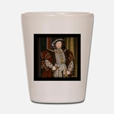 Henry VIII. Shot Glass