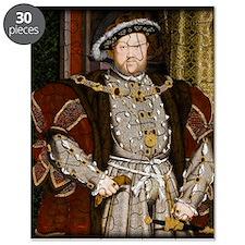 Henry VIII. Puzzle