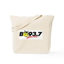 B93.7 Tote Bag