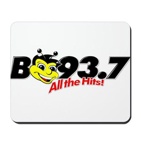 B93.7 Mousepad