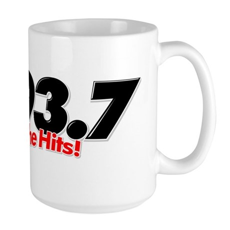 B93.7 Large Mug