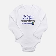Best Chiropractor In The World (Daddy) Body Suit