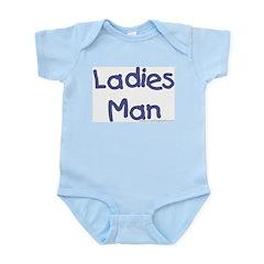 Ladies Man Infant Bodysuit