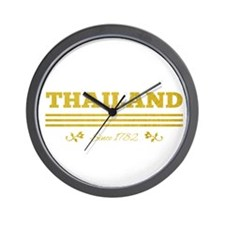 Thailand since 1782 Wall Clock