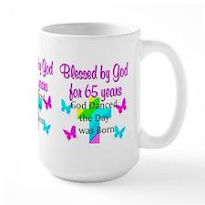 65TH BLESSINGS Mug