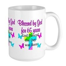 65TH BLESSINGS Mug