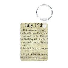 July 19th Keychains