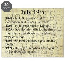 July 19th Puzzle