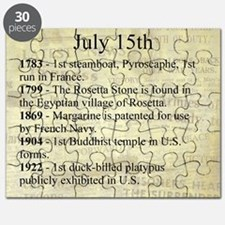 July 15th Puzzle