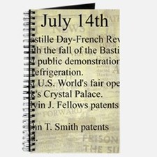 July 14th Journal