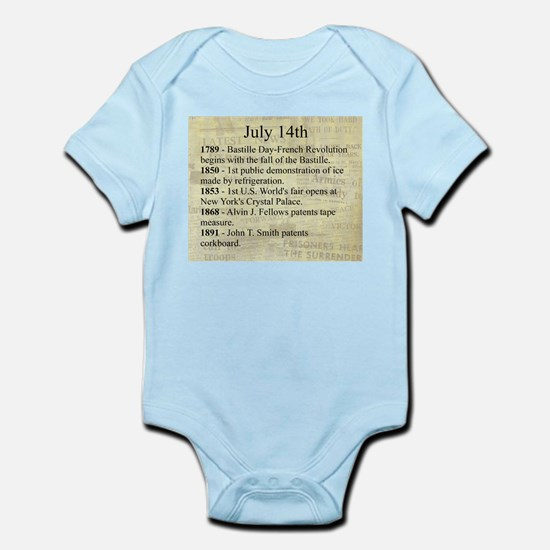 July 14th Body Suit