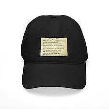 July 13th Baseball Hat