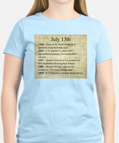 July 13th T-Shirt