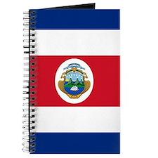 Flag of Costa Rica Journal