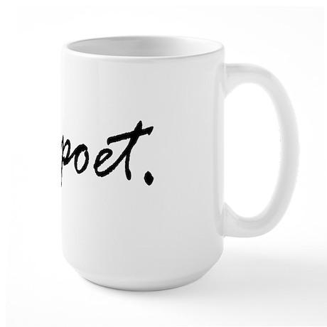 code poet Large Mug