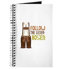 FOLLOW THE LEDER-HOSEn Journal