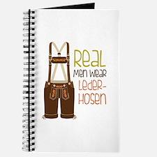 ReaL Men WeaR LedeR Hosen Journal