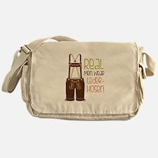 ReaL Men WeaR LedeR Hosen Messenger Bag