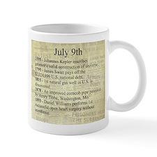 July 9th Mugs