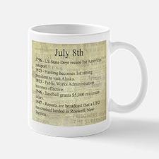 July 8th Mugs