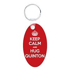 Hug Quinton Keychains