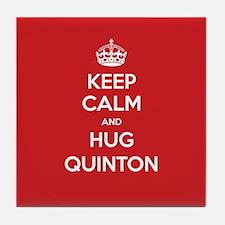 Hug Quinton Tile Coaster