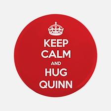 """Hug Quinn 3.5"""" Button"""