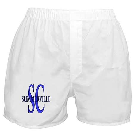 Summerville SC Boxer Shorts