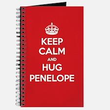 Hug Penelope Journal